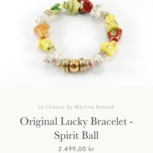 La Chance Original Lucky Bracelets- Spirit Ball